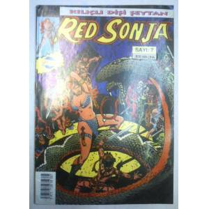 RED SONJA - SAY 7 - �ARKILI KULE