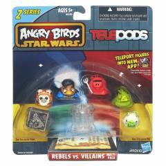 Angry Birds Star Wars Telepods Rebels Villains