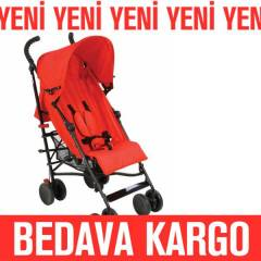 KRAFT HAWA� BASTON BEBEK ARABASI KIRMIZI 2014