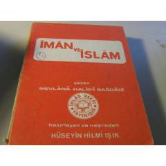 �MAN VE �SLAM MEVLANA HAL�D-� BA�DAD� - H�SEY�