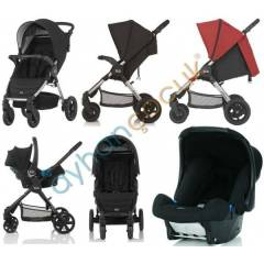 Britax R�mer B-Motion Travel Sistm Bebek Arabas�
