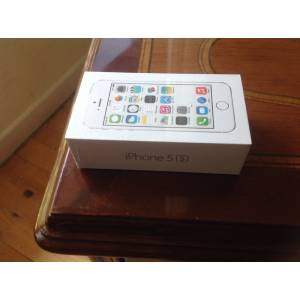 I PHONE 5 S 16 GB SIFIR