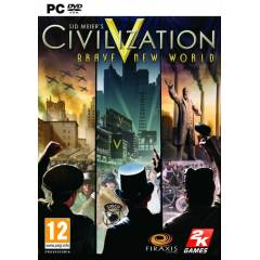 PC CIVILIZATION 5 V: BRAVE NEW WORLD STEAM KEY