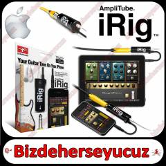 iRig Multimedia Gitar Apple for iPad iPhone iPod
