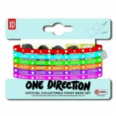 ONE DIRECTION 6 RENK LAST�K B�LEKL�K