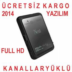 NEXT Hd Black Plus Uydu Al�c�s� �CRETS�Z KARGO