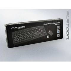 PL-340 KLAVYE MOUSE SET USB MULT�MED�A SET