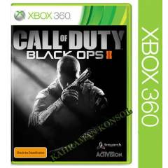 CALL OF DUTY BLACK OPS 2 XBOX360