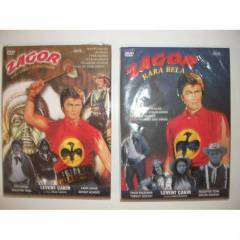 ZAGOR 2 ADET DVD (OR�J�NAL ve T�RK�E)