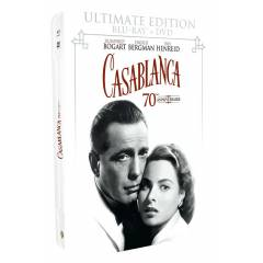 Casablanca [Ultimate Edition - Blu-ray + DVD]