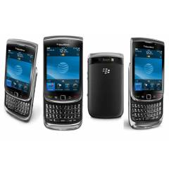 BLACKBERRY TORCH 9800 S�YAH CEP TELEFONU