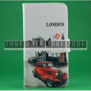 LG Optimus G Pro E986 K�l�f London Car Kapakl�