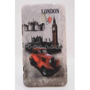 Nokia Lumia 1320 K�l�f London Car Kapak