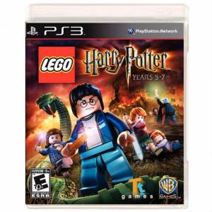 LEGO Harry Potter Years 5-7  PS3 S�f�r