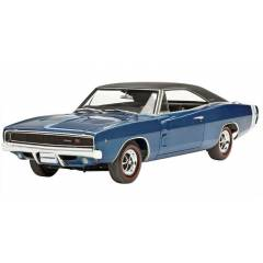 REVELL 67188 M. SET 1968 DODGE CHARGER
