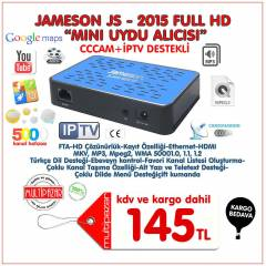 JAMESON JS-2015 FULL HD M�N� UYDU ALICISI