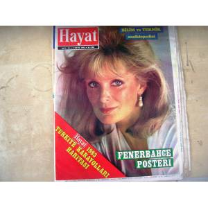 hayat dergisi say� 19 9 may�s 1983 m42