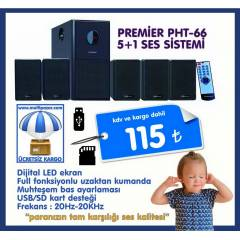 PREM�ER 5+1 SES S�STEM� USB-SD CART-KUMANDA