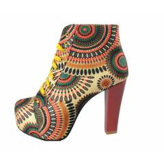 Jeffrey Campbell High Heel Sunflower Platform 38