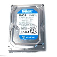 WESTERN DIGITAL 320GB SATA2 7200RPM HARDDISK