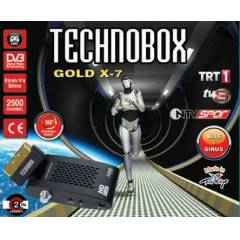 TECHNOBOX M�N� GOLD X-7 B�SS