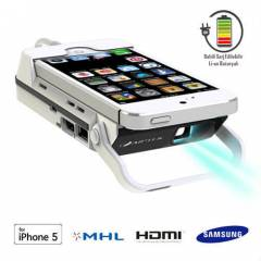 iPhone 5/5S Mobil Projeksiyon