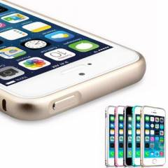 iPhone 5 K�l�f Kapak Metal Bumper �er�eve