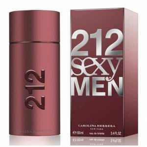 Carolina Herrera 212 Sexy EDT 100 ml Erkek Parfm