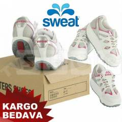 Sweat Steps Shoes Zay�flama Y�r�y�� Ayakkab�s�