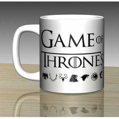 �f Clock Seramik Kupa Game Of Thrones