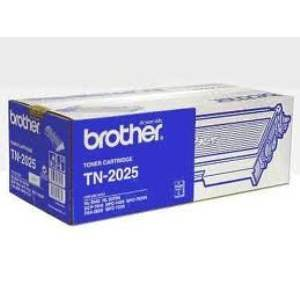 BROTHER TN-2025 S�YAH TONER 2,5K