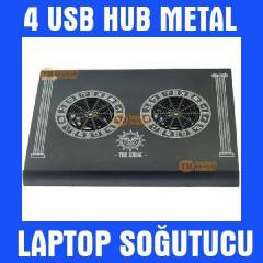 Notebook Laptop So�utucu Fan Laptop Masas� 005