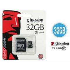 Kingston 32GB Micro sd Haf�za Kart� Class10