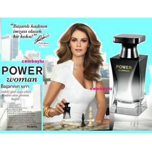 OR�FLAME POWER WOMAN EDT  Bayan parf�m�