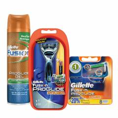Gillette Fusion Proglide Power Paketi
