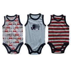 Baby Center 4232 Erkek Bebek Atlet Body 3l� �nd