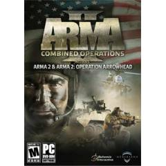 PC ARMA 2 COMBINED OPERATIONS + DayZ Steam Key