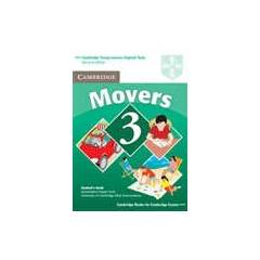 CAMBR�DGE MOVERS 3 STUDENT'S BOOK