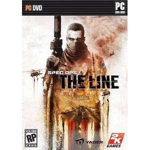 Spec Ops The Line �ngilizce EU Steam CD-Key