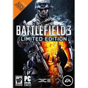 Battlefield 3 Limited Edition EU Orjinal CD-Key