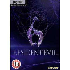 Resident Evil 6 EU Region Free Steam Key