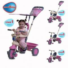 Smart Trike Safari Kontroll� Bebek Bisikleti New