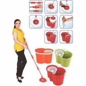 Easy Magic Mop Otomatik S�kmal�, Koval� Paspas
