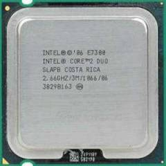 INTEL CORE2 DUO E7300 775 PIN ��LEMCi