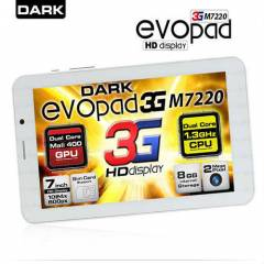 DARK Evopad M7220 7 Telefon Beyaz Tablet 1.3 GhZ