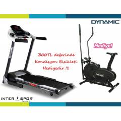 Dynamic Pure 2HP AV Otomatik E�imli Ko�u Band�