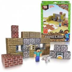 Minecraft Shelter Pack Baraka Seti