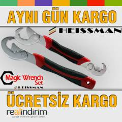 Heissman Magic Wrench Mucizevi Ak�ll� Pense Seti