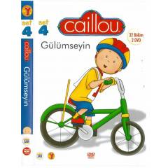 Caillou Dvd 4 ( G�l�mseyin )