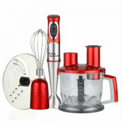 KING GOURMET P996R KOMPLE BLENDER SET�